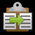 Copy Text icon