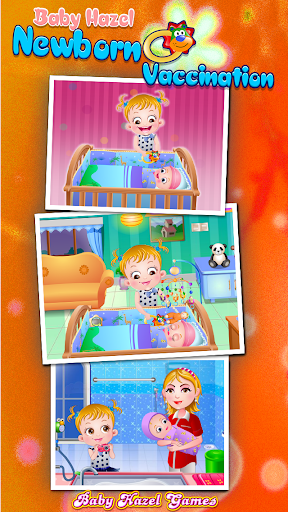 Baby Hazel Newborn Vaccination 16 screenshots 1