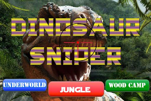 Dino Hunter Sniper Pro