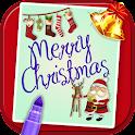 Create Christmas Cards icon