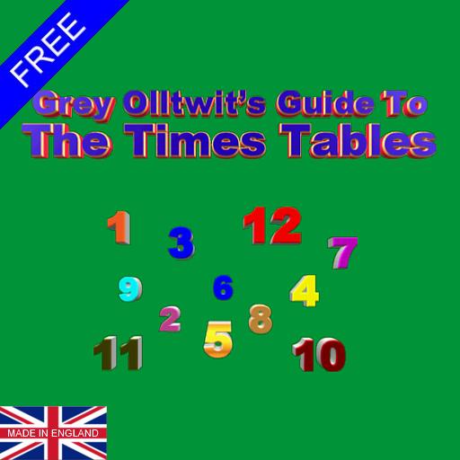Times Tables 教育 App LOGO-APP試玩