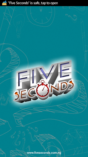 Five Seconds