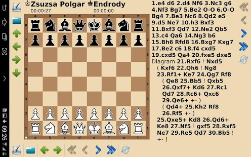 chess tactics and strategy- screenshot thumbnail
