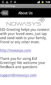 Eid Greetings screenshot 4