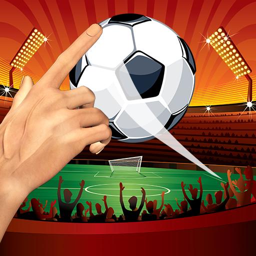 Strike Soccer Flick Free Kick 體育競技 App LOGO-硬是要APP