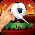 Strike Soccer Flick Free Kick icon