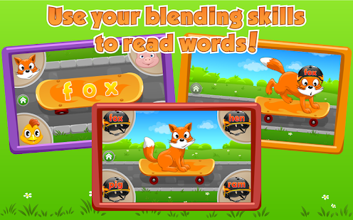 Kids Learn to Read (Lite) - screenshot thumbnail