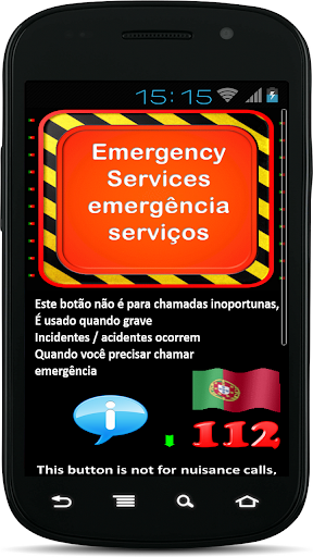 Emergency Services Portugal