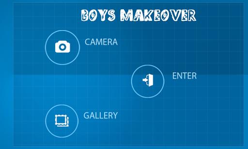 Boys MakeOver
