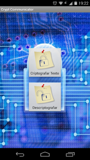CryptCommunicator Beta