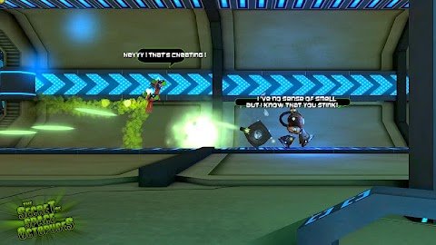 The Secret Of Space Octopuses Screenshot 6