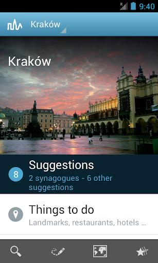 Kraków Guide by Triposo
