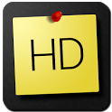 Notes Widget HD PRO - Stickies icon