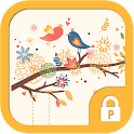 autumn leaves Protector Theme icon