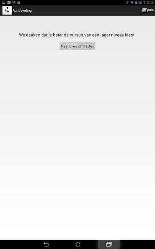 玩教育App|CVO-Leerstad Test je kennis免費|APP試玩