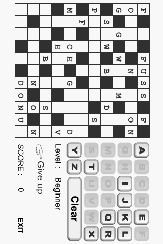 Crossword Free - screenshot