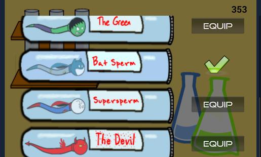 Sperm Heros- screenshot thumbnail