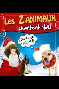 Application Christmas Zanimals - screenshot thumbnail