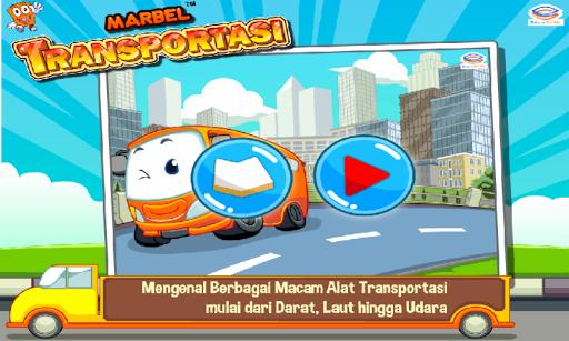 Marbel Transportasi Belajar