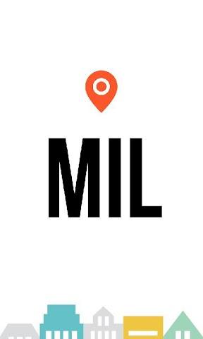 Screenshot 1 Mailand Stadtführer(Karten)