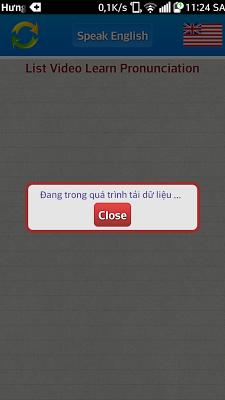 Học phát âm tiếng Anh (Mỹ) - screenshot