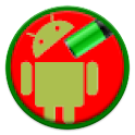 Calibrate battery (ROOT) logo