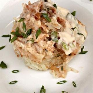 Creamy Alfredo Potatoes