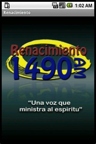 Renacimiento Radio 1490 AM- screenshot