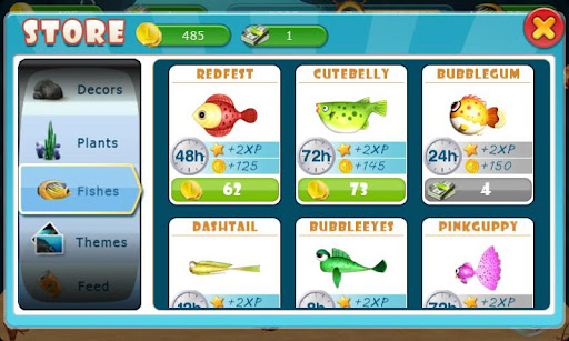 Android Fish Live 1.1.21 apk