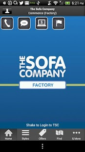 The Sofa Company- screenshot thumbnail