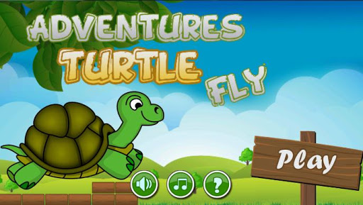 Adventures Turtle Fly
