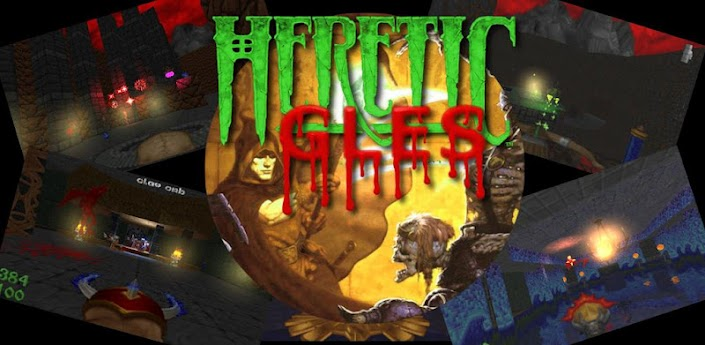 Heretic GLES apk