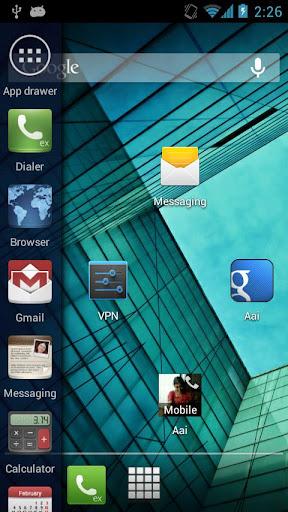 Unity Launcher v3.0 APK