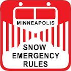 Mpls Snow Emergency Rules icon