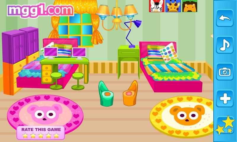 Interior Designer - Twins Room - screenshot
