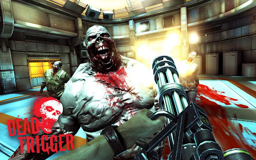 DEAD TRIGGER  gameplay | by HackJr.Pw 4