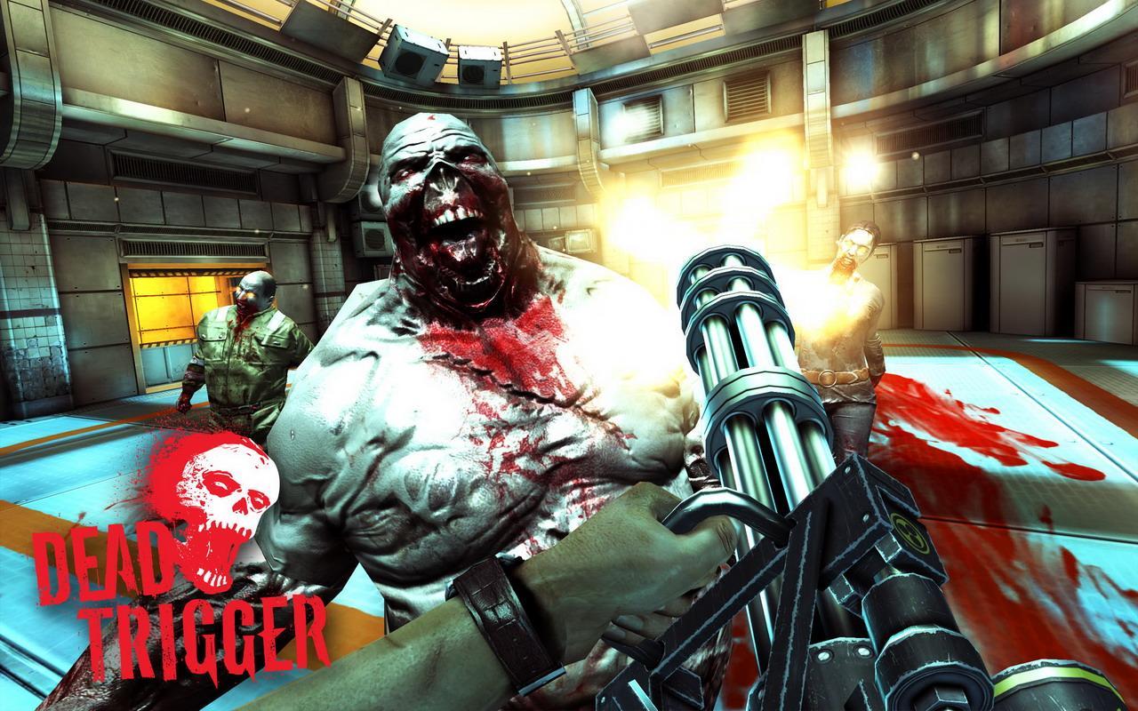 DEAD TRIGGER screenshot #4