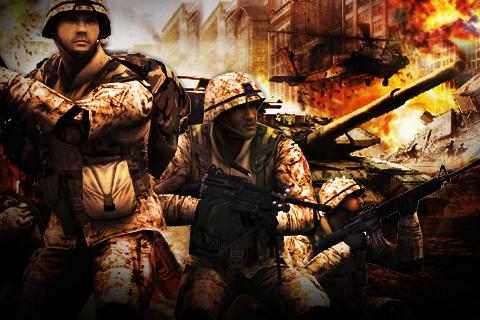 Combat: Modern Soldier War