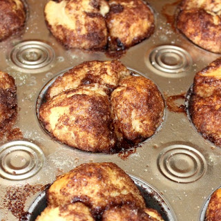 Snickerdoodle Milky Muffins.