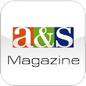 a&s Magazine logo