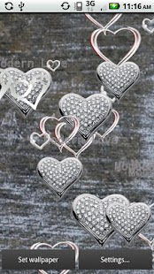 Contemporary Silver Hearts - screenshot thumbnail