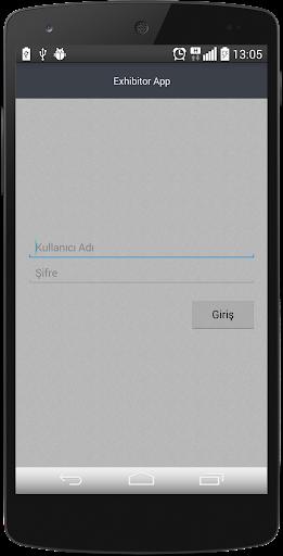 Exhibitor App