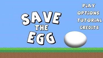 Screenshot of Save the Egg
