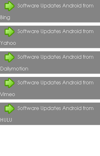 Updates Software Guide