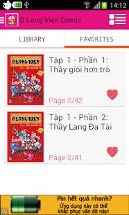玩漫畫App|O Long Vien Comic免費|APP試玩