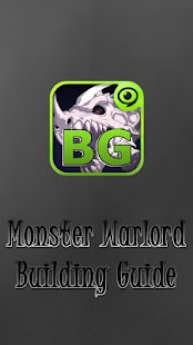Build Guide for MonsterWarlord- screenshot thumbnail