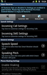 Smart Receiver (Free)- screenshot thumbnail