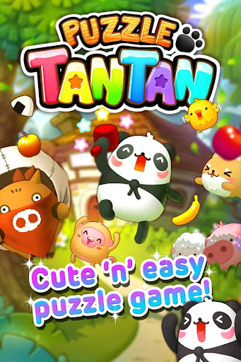 LINE Puzzle TanTan  gameplay | by HackJr.Pw 1