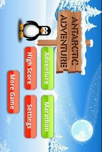 Antarctic Adventure- screenshot thumbnail