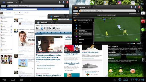 OverSkreen Floating Browser  screenshots 5